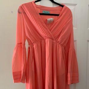 Gorgeous Pink dress never worn
